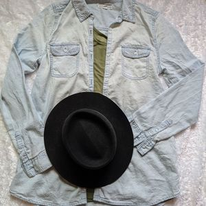 Melrose & Market chambray button up